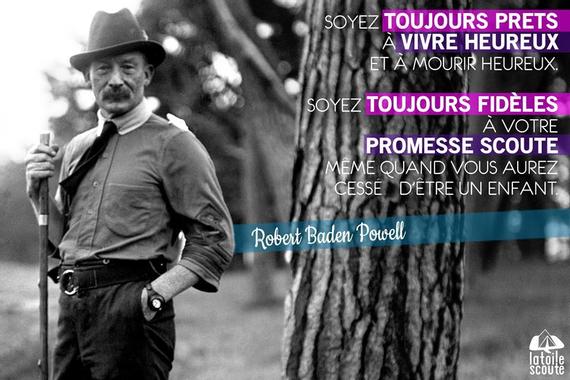 Promesse scoute - LaToileScoute