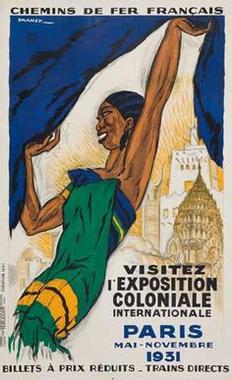 1907 Exposition Coloniale Paris, Bois de Vincennes - 13 ...