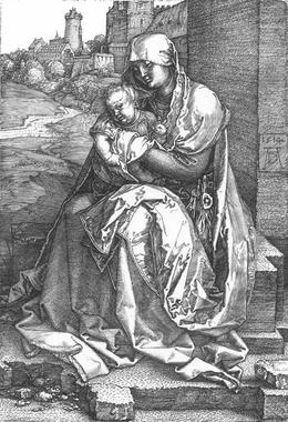 Soubor:Albrecht Dürer - Madonna by the Wall - WGA7319.jpg ...