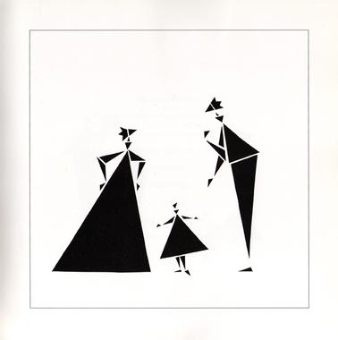 """atelier pour enfants: """"Un amour de triangle"""""""