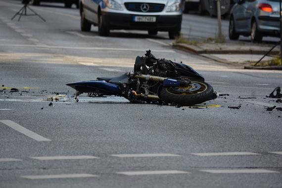 Moto Accident Route - Photo gratuite sur Pixabay