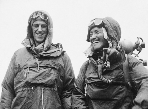 Mount Everest Icon Tenzing Norgay's Son Criticizes Sherpas ...