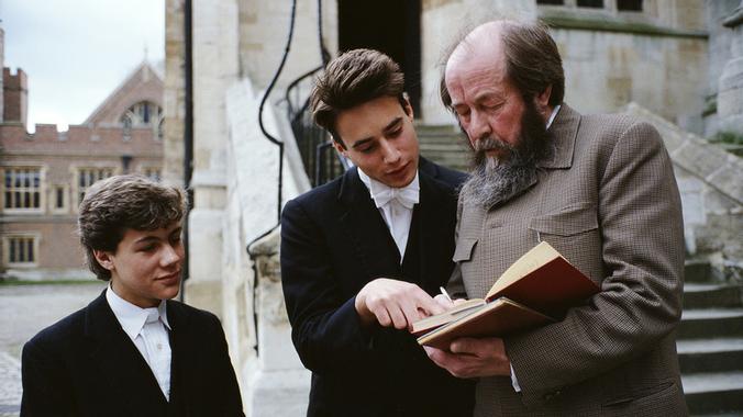 Les plus grands ouvrages d'Alexandre Soljenitsyne - Russia ...