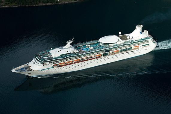 Navire Vision of the Seas de la flotte Royal Caribbean ...