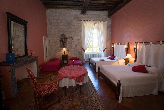 Chateau de Goudourville à louer pour un mariage, des ...