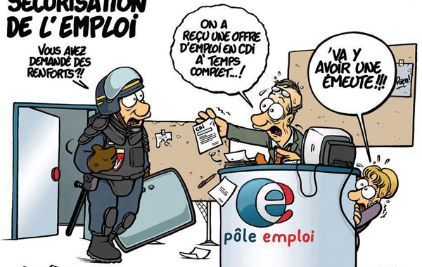 Déclaration de la CGT au plan stratégique pôle emploi 2015 ...