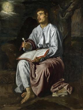 Fichier:Diego Velázquez 018 (John the Evangelist from ...