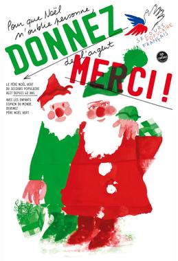 Lancement de la campagne nationale des Pères Noël verts ...