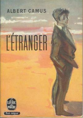 Pop Sensation: Paperback 97: L'Étranger / Albert Camus ...