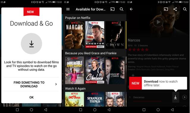 Netflix Exemple