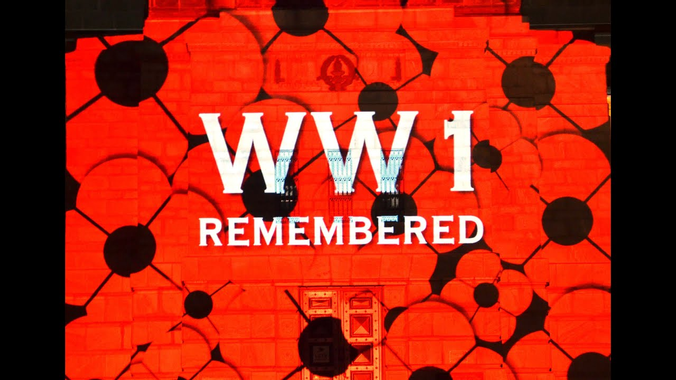 WW1 remembered - ANZAC DAY - YouTube
