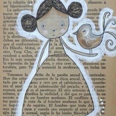 Sur fond de vieilles pages - Les cahiers de Joséphine ...