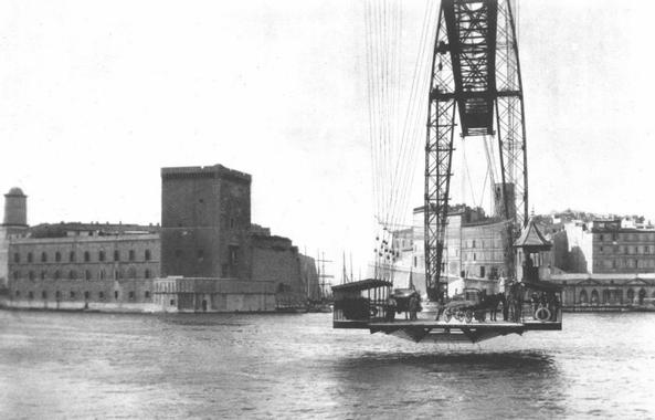 Le pont tranbordeur (Marseille, 13) - Page 2
