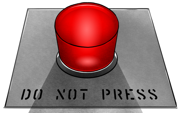 Why We Always Want To Push The Big Red Button | Gizmodo ...