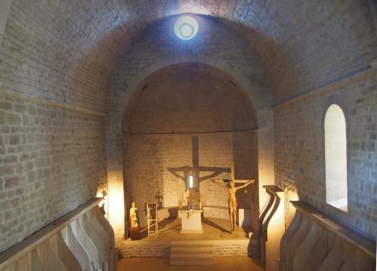 L'église - Photo de Chartreuse de la Verne, Collobrières ...