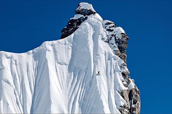 Du snowboard en Himalaya : de Marco Siffredi à Jeremy ...