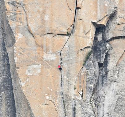 El solo integral de Alex Honnold en El Capitan en imágenes ...