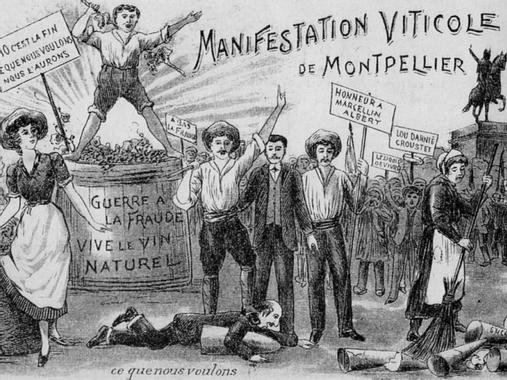 Grèves et émeutes – LA GUERRE DE CENT ANS ET NOUS