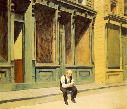 Edward Hopper Nighthawks Painting Is a Modern American ...