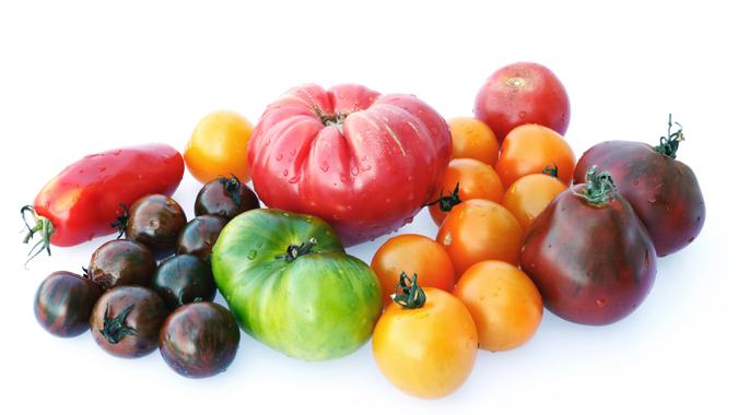 Les bienfaits de la tomate - Cosmopolitan.fr