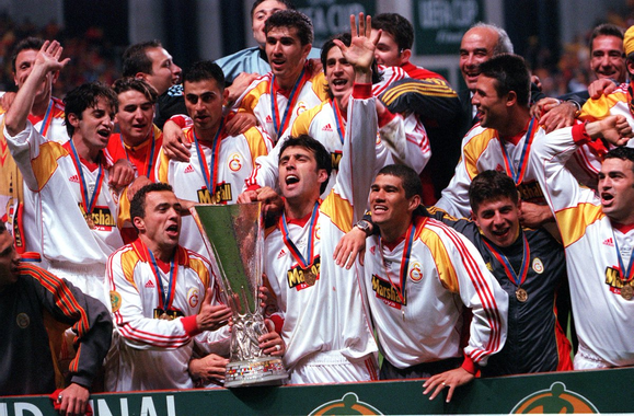 OnThisDay Galatasaray won the UEFA Cup final after beating ...