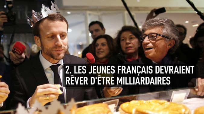« Affaire Las Vegas »: Macron dans la tourmente désigne ...