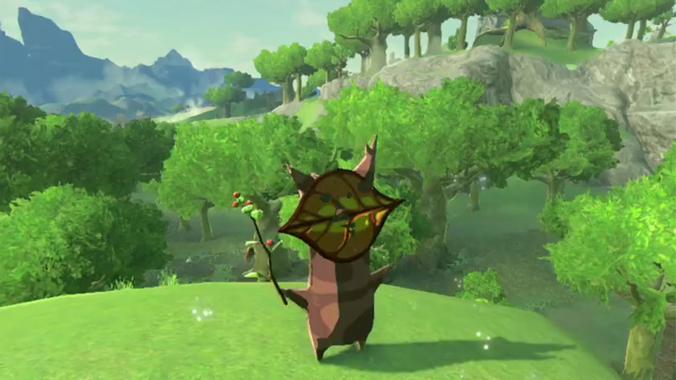 Breath of the Wild (Wii U/Switch) e seu mundo aberto ...