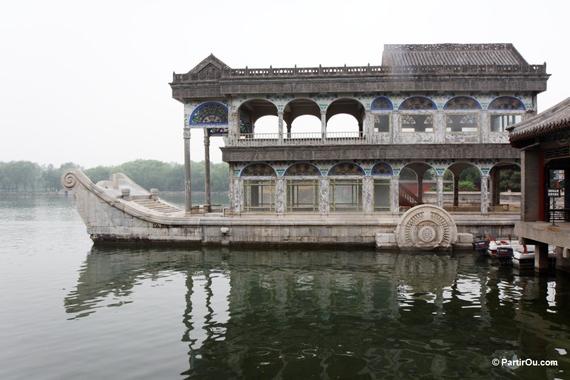 Palais d'Eté à Pékin (Chine) - Photos - PartirOu.com