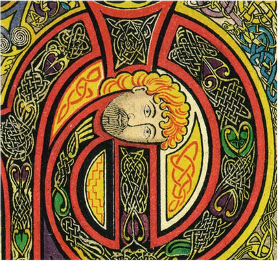 The Book of Kells relation to Celtic Tattoos. Pagan ...