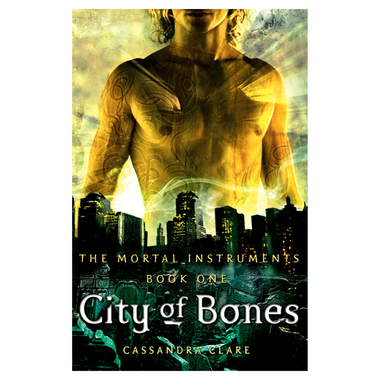 REVIEW: City Of Bones By Cassandra Clare – Book Polygamist