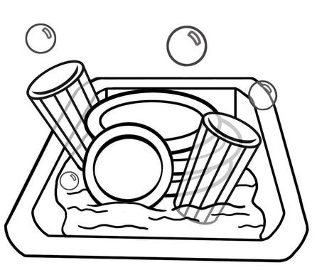Faire sa vaisselle