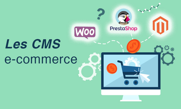 Les CMS e-commerce Open Source