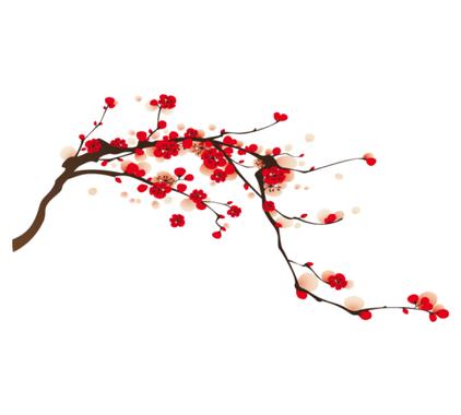 Arbre japonais - du japon et des fleurs