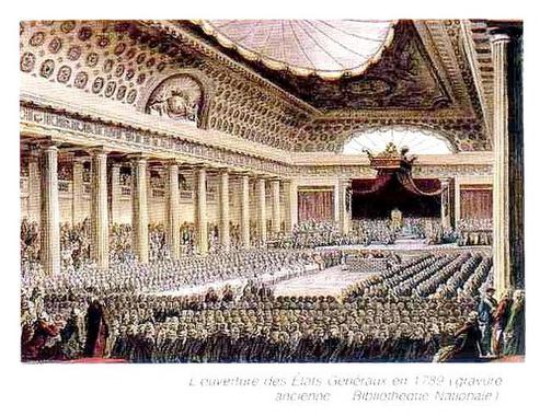 Révolution française: le cahier de doléances de la ...