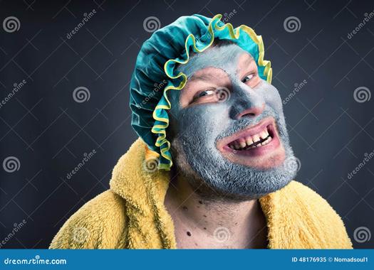 Concours hiver 2020-21, la pipe confinée! - Page 4 Strange-man-face-pack-crazy-closeup-view-48176935.jpg?u=https%3A%2F%2Fthumbs.dreamstime.com%2Fz%2Fstrange-man-face-pack-crazy-closeup-view-48176935