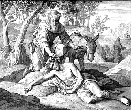 Réflexion chrétienne sur le Bon Samaritain