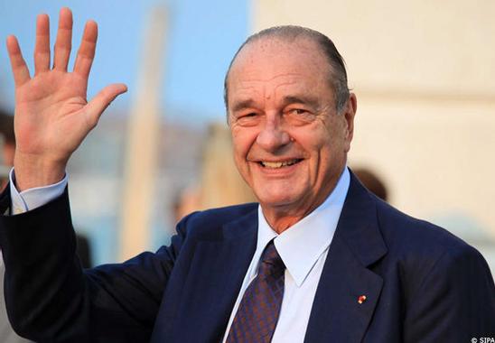 La citation du dimanche [n°144] - Jacques Chirac