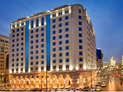 Crowne Plaza Madinah in Medina - Room Deals, Photos & Reviews