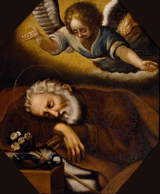 1000+ images about El sueño de San José. Saint Joseph ...