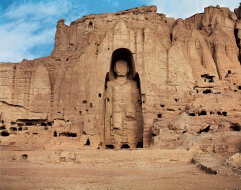 Afghanistan : vers la reconstruction des Bouddhas géants