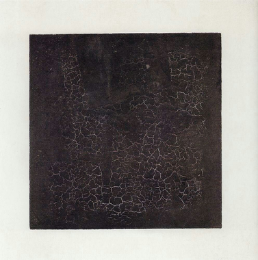 Malewicz- Black Square (1915)   Black square painting ...