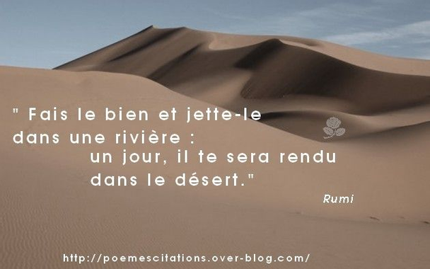 rumi francais - Recherche Google | citations | Rumi quotes ...
