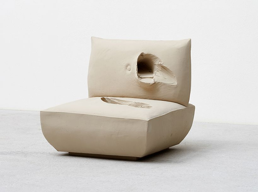 erwin wurm leaves a physical mark on deformed domestic ...