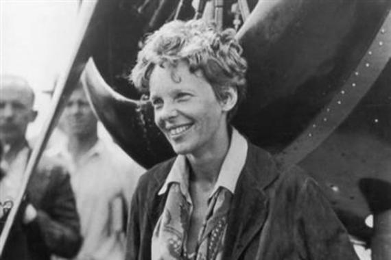 Did Amelia Earhart live as an island castaway? Old photos ...