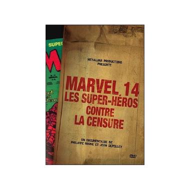 DVD : MARVEL 14 - Les Super-Héros contre la censure