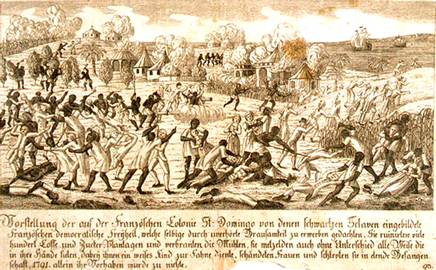 Révolution et Révolte à Saint-Domingue
