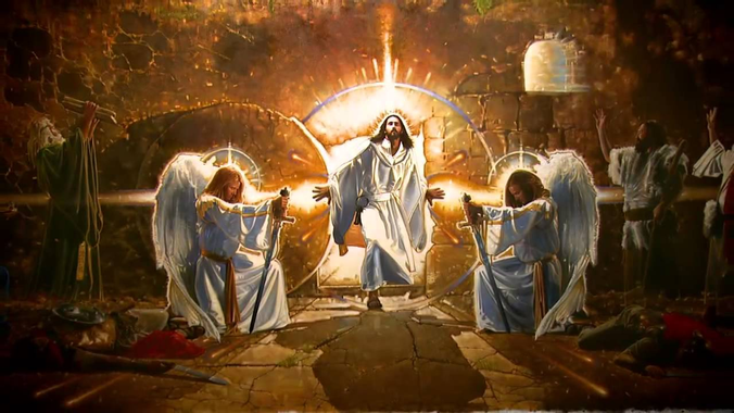 Resurrection of Christ | Perichoresis