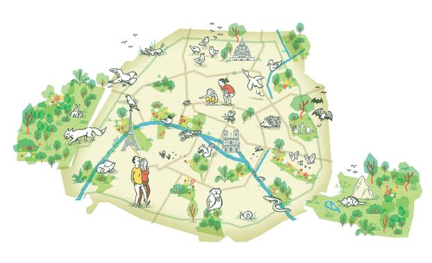 La Biodiversité à Paris | Quentin VIJOUX