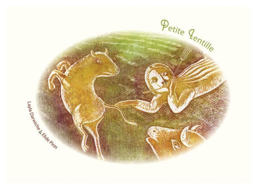 PETITE LENTILLE (KAMISHIBAÏ) - Lirabelle - Livres, CD, DVD ...