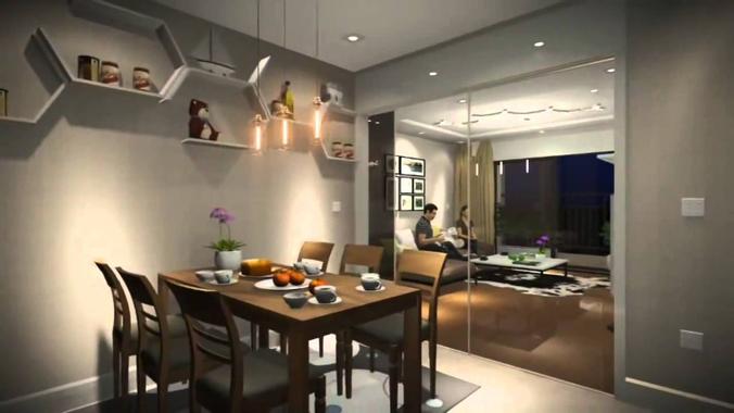 Appartement, décoration d'interieur. - YouTube
